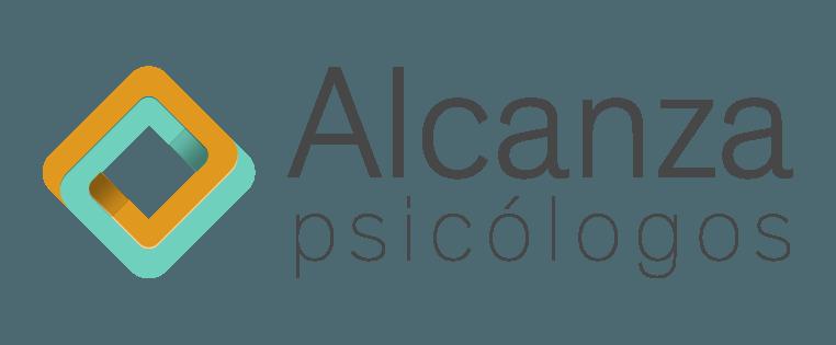 Logo Alcanza psicólogos Horizontal